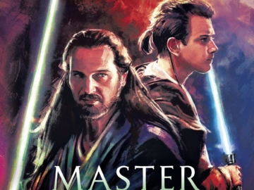 Star Wars Master And Apprentice Cover