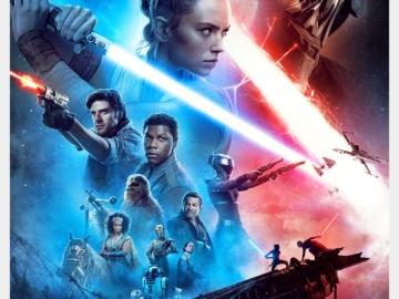 Star Wars: Episode IX - The Rise Of Skywalker Poster