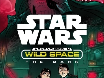Adventures In Wild Space 04 The Dark Cover