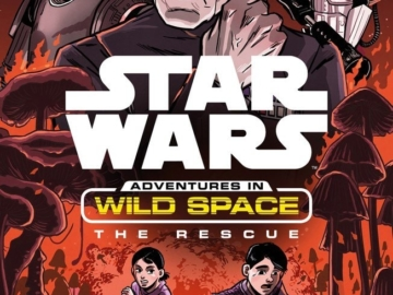 Adventures In Wild Space 06 The Rescue Cover
