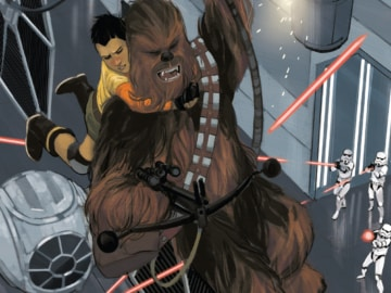 Chewbacca 005 Cover