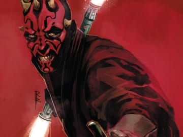 Darth Maul 001 Cover