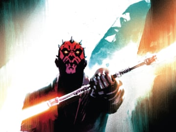 Darth Maul 002 Cover