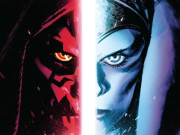 Darth Maul 004 Cover