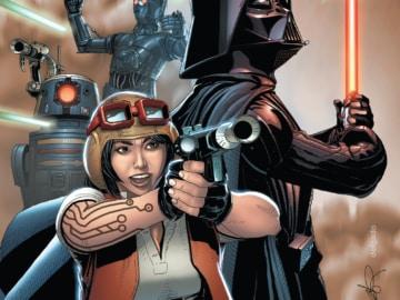 Darth Vader 008 Cover
