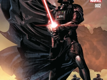 Darth Vader Annual 002 Cover