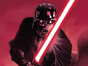 Darth Vader Dark Lord Sith 001 Cover