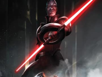 Darth Vader Dark Lord Sith 006 Cover