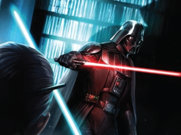 Darth Vader Dark Lord Sith 009 Cover