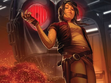 Doctor Aphra 019 Cover