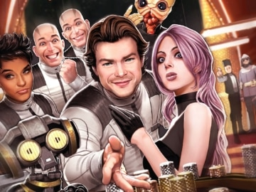 Han Solo Imperial Cadet 003 Cover