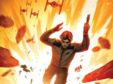 Han Solo Imperial Cadet 004 Cover