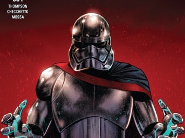 Journey To Star Wars The Last Jedi Captain Phasma 004 Cover