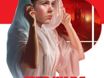 Leia Princess Of Alderaan Cover