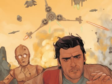Poe Dameron 012 Cover