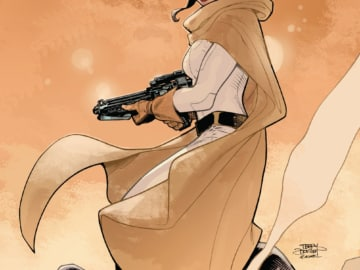 Princess Leia 005 Cover