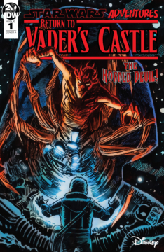 Return To Vaders Castle 001 Cover