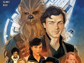 Solo A Star Wars Story Adaptation 001 Cover