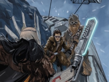 Solo A Star Wars Story Adaptation 002 Cover