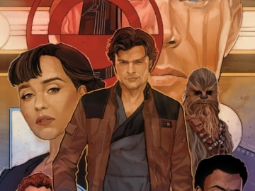 Solo A Star Wars Story Adaptation 005 Cover