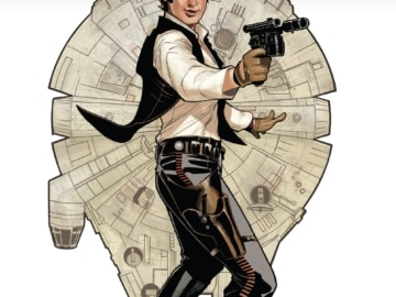 Star Wars Age Of Rebellion Han Solo 001 Cover