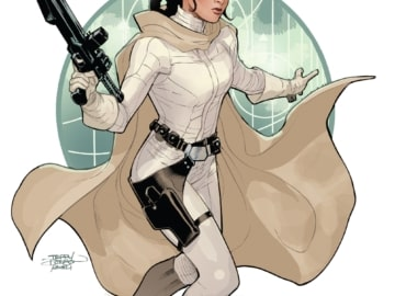 Star Wars Age Of Rebellion Princess Leia 001 Cover