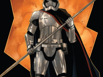 Star Wars Age Of Resistance Captain Phasma 001 Cover