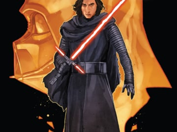 Star Wars Age Of Resistance Kylo Ren 001 Cover