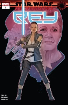Star Wars Age Of Resistance Rey 001 Cover