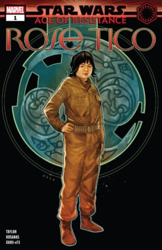 Star Wars Age Of Resistance Rose Tico 001 Cover