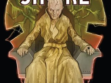 Star Wars Age Of Resistance Supreme Leader Snoke 001 Cover