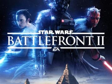 Star Wars Battlefront Ii 2017 Cover