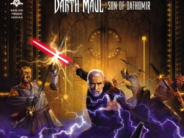 Star Wars Darth Maul Son Of Dathomir 002 Cover