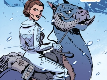 Star Wars Forces Of Destiny Leia Cover