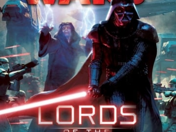 Star Wars Lord Of The Sith Cover