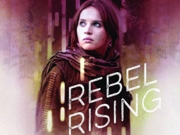 Star Wars Rebel Rising Cover