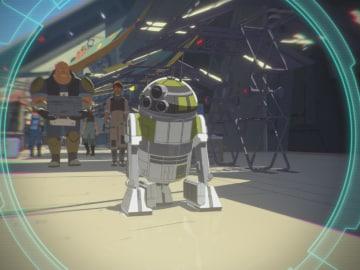Star Wars Resistance Short 001 Thumbnail