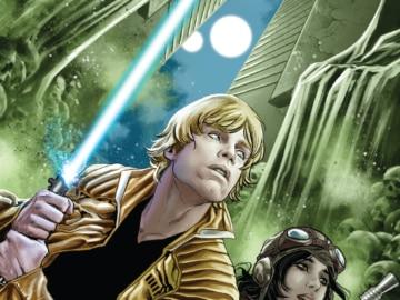 Star Wars Screaming Citadel 001 Cover