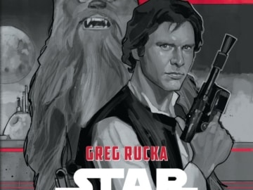 Star Wars Smugglers Run Cover
