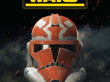 Star Wars The Clone Wars Saved Poster