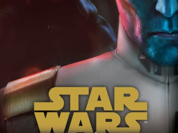 Star Wars Thrawn Treason Cover