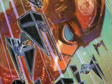 Tie Fighters 002 Cover
