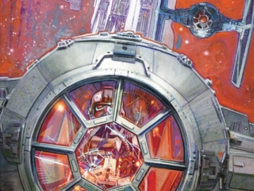 Tie Fighters 003 Cover