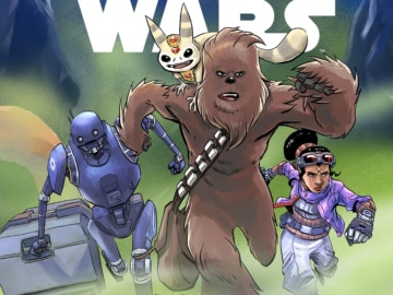 The Mighty Chewbacca Forest Of Fear Cover