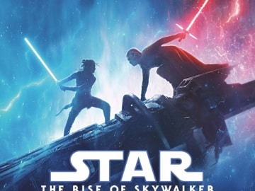 The Rise Of Skywalker Novelization Cover