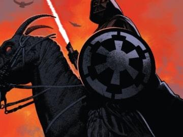 Vader Dark Visions 001 Cover