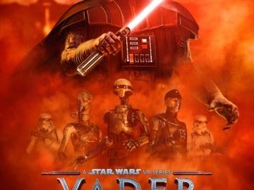 Vader Immortal Episode 1 Poster