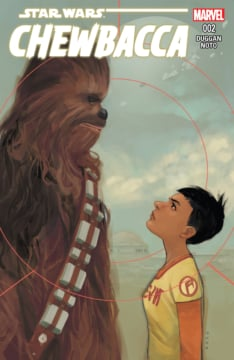 Chewbacca 002 Cover