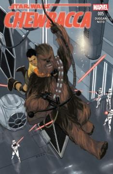 Chewbacca 005 Cover