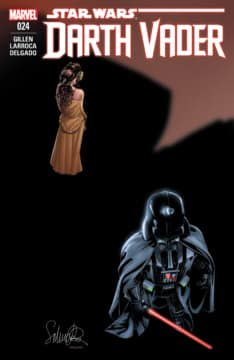 Darth Vader 024 Cover